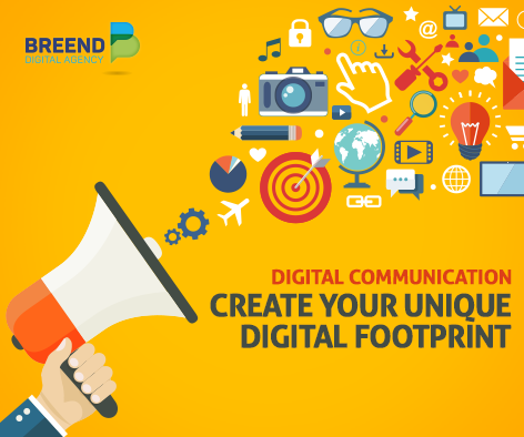 Create Your Unique Digital Footprint