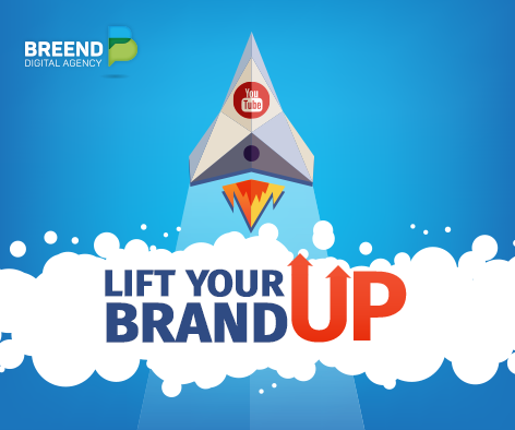Lift your brand up